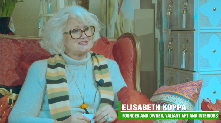 Interview with Mrs Koppa